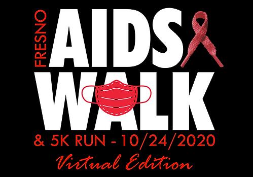 2020 Fresno AIDS Walk - Virtual Edition