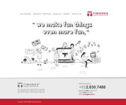 웹사이트 디자인 WIX
