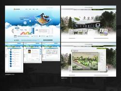 웹사이트 디자인