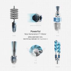 New Generation F1 Motor
