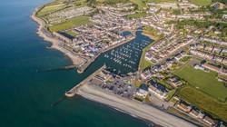 Aberaeron Harbour Summer 2016