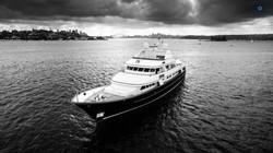 Sydney powerboat