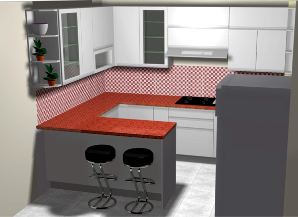Diseno 3d asesoria gratuita diseno de cocinas peru for Diseno de cocinas 3d 371