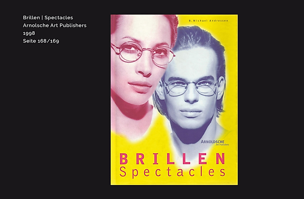 Brillen | Spectacles Titel