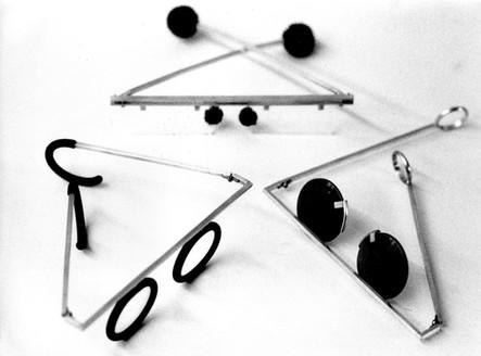 Brillenprototypen von 1989