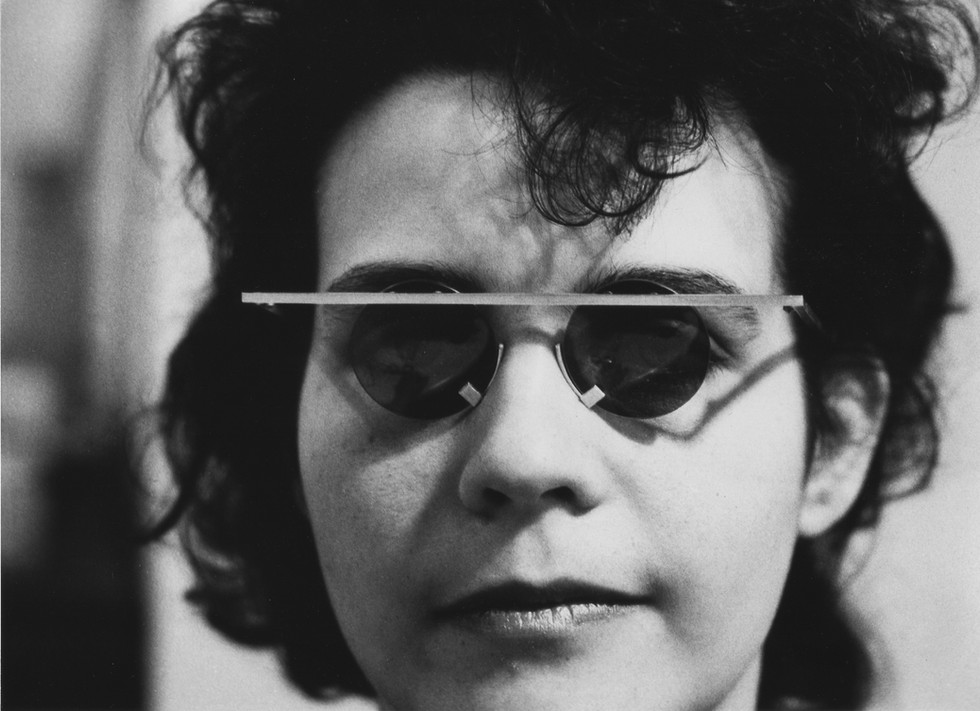 Brillenprototyp von 1989