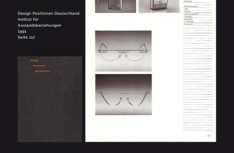 Design Positionen Deutschland