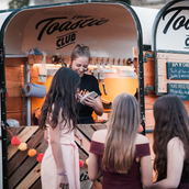 The Toastie Club Wedding 1