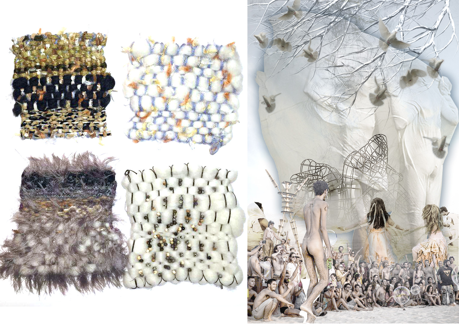 Inspiration and textiles
