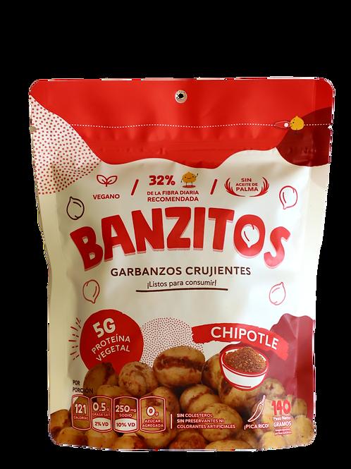 Banzitos Chipotle 140G