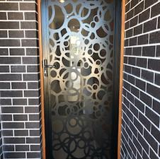 Deco-Screen Door