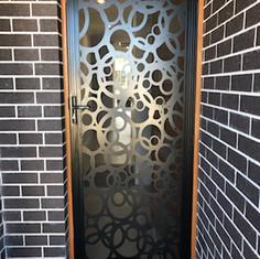 Deco-Screen Door