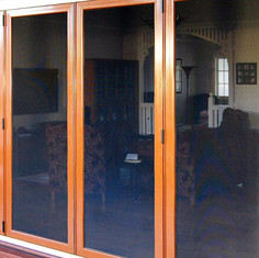 Screenguard Bi-fold Security Screen Doors