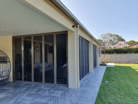 Enclose your Alfresco with Security Screens!