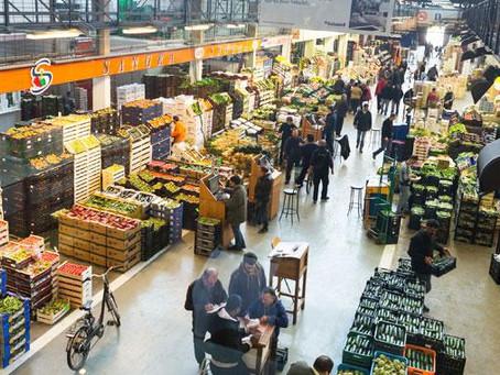Comienza la actividad del Biomarket en Mercabarna