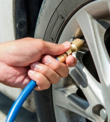 Neumáticos inflados con nitrógeno, ¿Vale la pena?