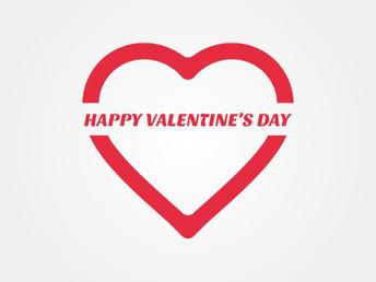 ¡Feliz Día de San Valentín!