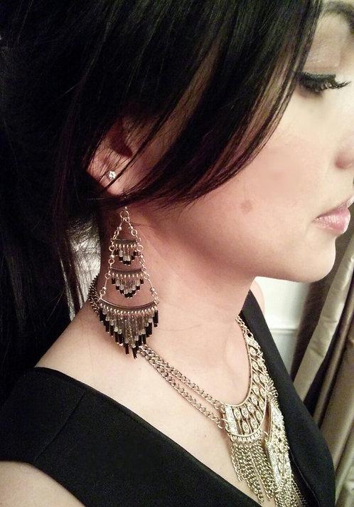 Ancient Royalty Earrings
