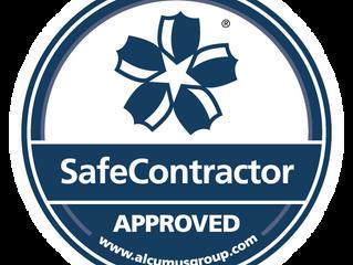 Winstanley Electrical Receives Alcumus SafeContractor Accreditation