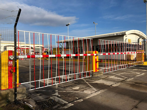 barriers installation in yorkshire rotherham