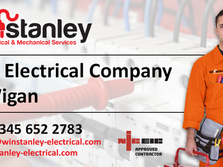 Best Electrical Company in Wigan