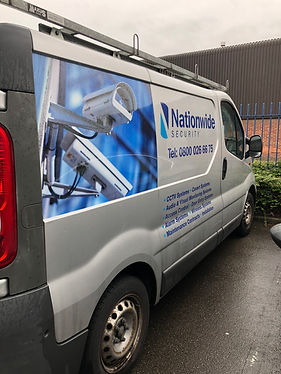 leeds patrol van - nationwide fm services