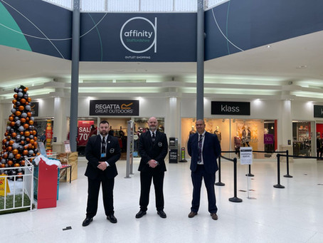 Oltec Group win Affinity Outlet Shopping in Stoke-On-Trent