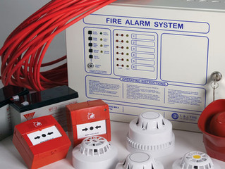 Winstanley Electrical Services: Fire Detection