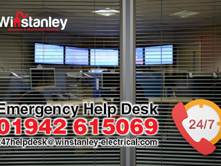 Winstanley Electrical Services: 24/7 - 365 Help Desk