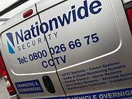 Nationwide FM services leeds  Van