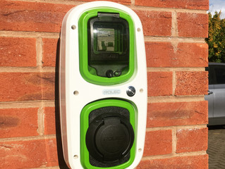 Vehicle Charging Unit Installation