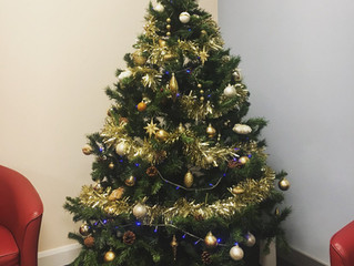 It's Beginning To Look A Lot Like Christmas At Winstanley Electrical Head Office
