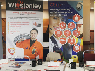 Another Successful Expo For Winstanley Electrical
