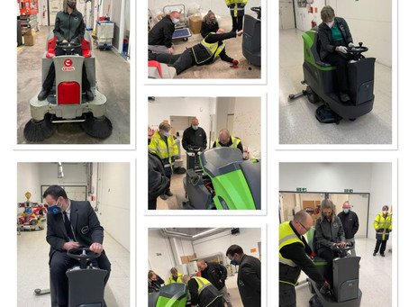 OLTEC CLEANING : Why training your staff is so important ?