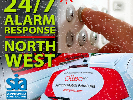 24/7 Alarm Response - North West
