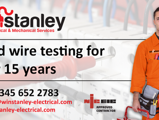 Fixed wire testing for over 15 years.