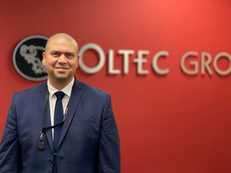 Delroy McGee appointed Operations Director at Oltec Group