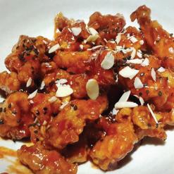 Sweet Spicy Chicken