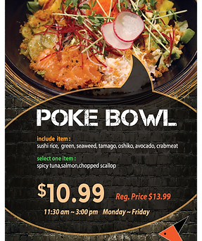 Poke-Bowl
