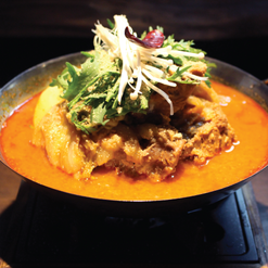 Gamja-tang hot pot