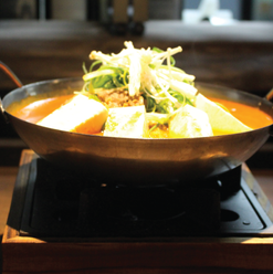 Ddenjang hot pot