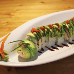Caterpillar Special Roll