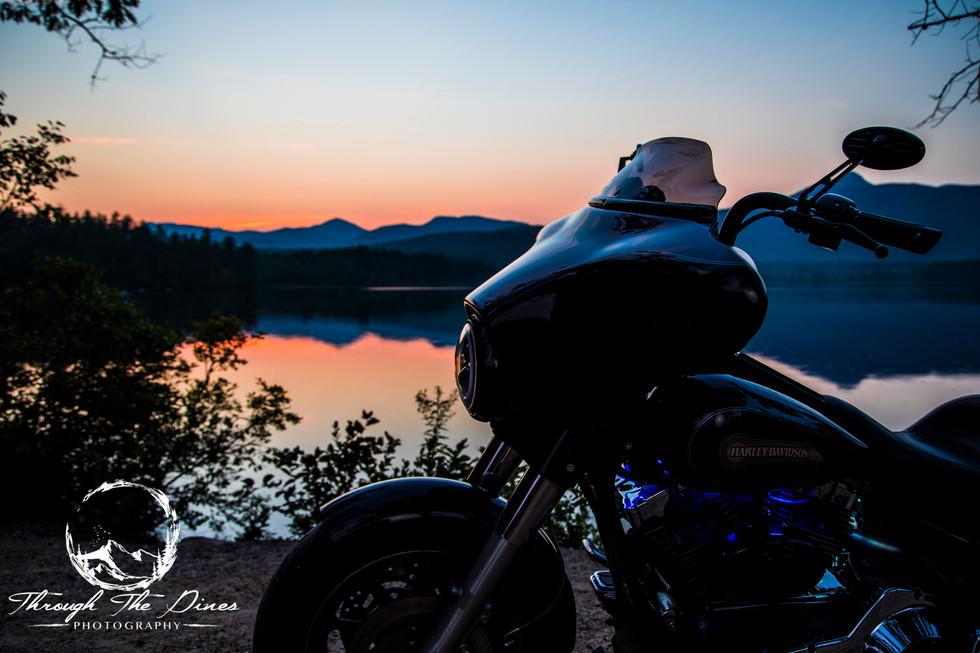 Professional Harley Davidson Photography