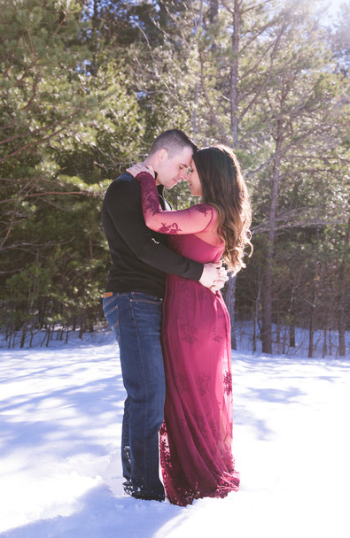 NH Engagement Photography