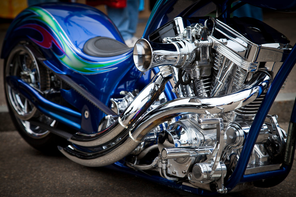 Professional Motorcycle Photography