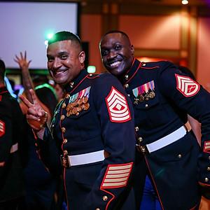Marine Corps Ball Pechanga Grand Ballroom