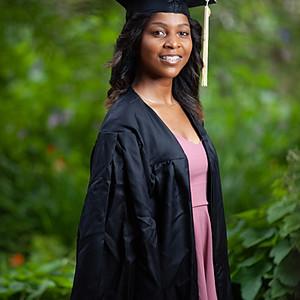 Damaris Graduation Portraits