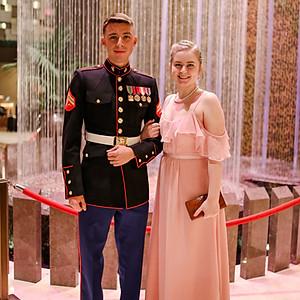 Marine Corps Ball at Pechanga