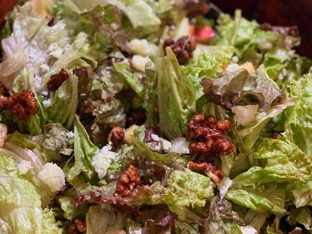 Apple and Manchego Salad