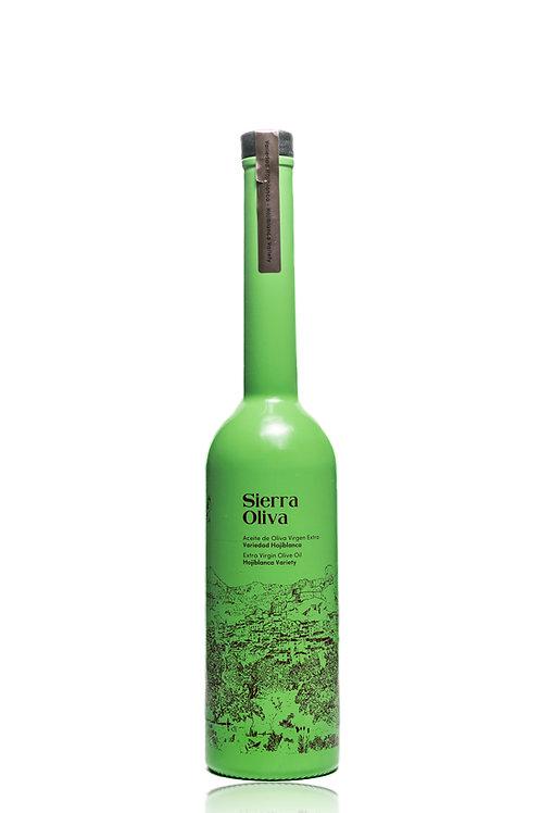 Aceite Oliva Virgen Extra Temprano Hojiblanca 500ml Sierra Oliva Verde